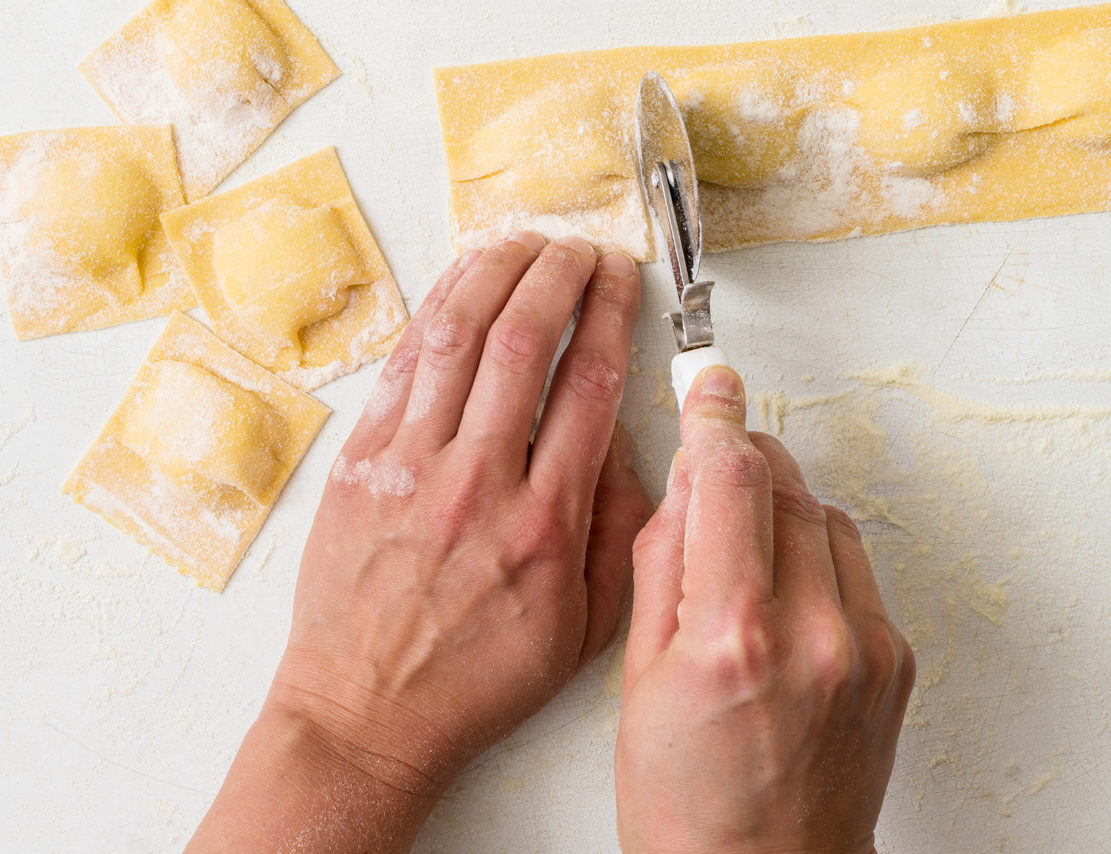 Basiskurs Hausgemachte Pasta (3 Plätze frei)