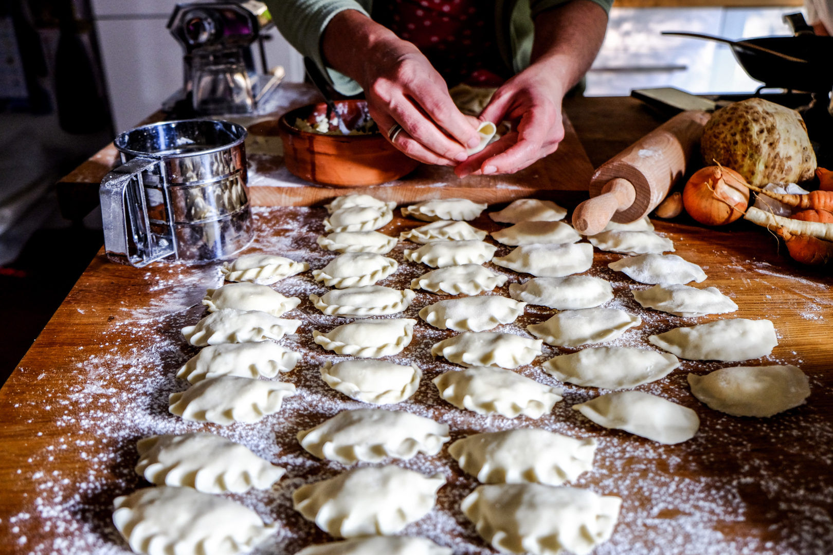 PIEROGI WORKSHOP (SOLD OUT)