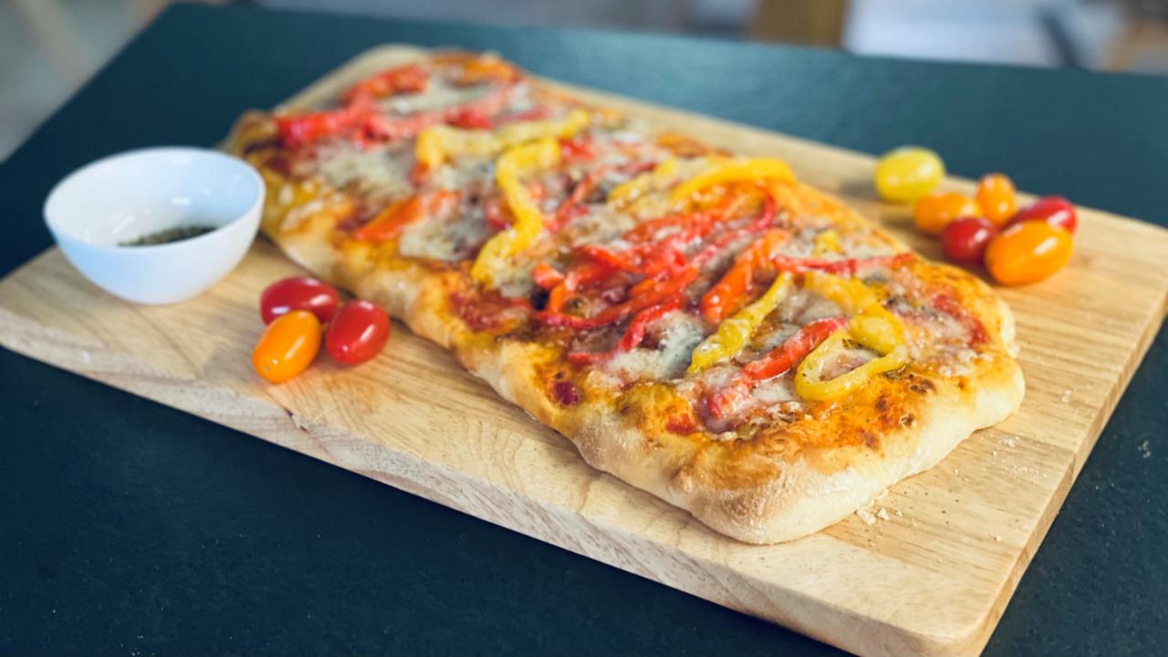 LA PIZZA – WORKSHOP (2 PLÄTZE FREI)